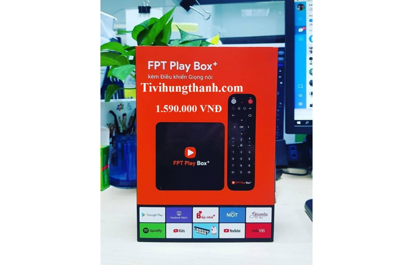 FPT PLAY BOX 2019 - VOICE REMOTE